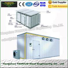 China De automatische Temperatuur controleerde Structurele Geïsoleerde Comités Muur & Vloer & Plafond leverancier