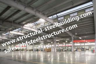 China De Gebouwen van het staalkader voor Draai - Zeer belangrijk Project, Q345 de Bouwworkshop van het Staalkader leverancier