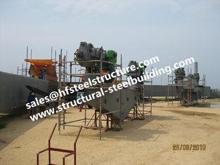 China Structurele Industriële de Vervaardigingsbouw van Staalgebouwen voor de Industriële Boiler van Containerstanks leverancier