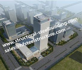China De geprefabriceerde Structurele Staalbouw Met meerdere verdiepingen voor Hoogte - de Blokken van de Stijgingsflat leverancier