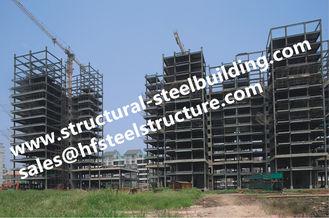 China Bouw Met meerdere verdiepingen van het architectuur de Ontworpen Gebouwde Staal voor Staalstructuur leverancier