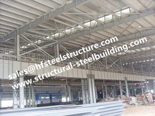 China De vervaardigde Structureel Staal pre-Gebouwde Bouw van de de Bouwworkshop leverancier