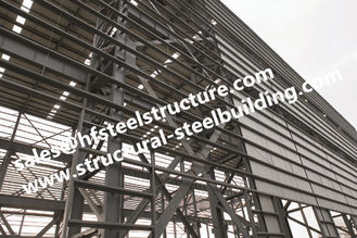 China Q235 Q345 de Vervaardiging van het Zwaar Metaal Structurele Staal voor Bouwprojecten leverancier