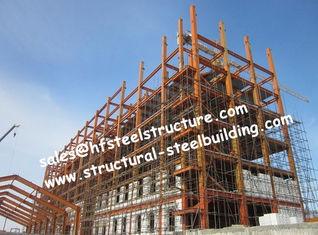 China Staalstructuur geprefabriceerde het staalbouwconstructie van het de bouwhotel project leverancier