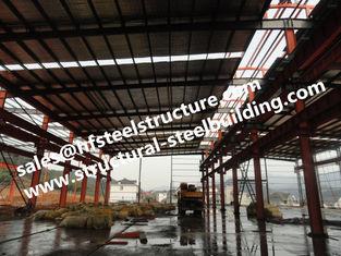 China Industriële Woon Commerciële Staalgebouwen, Geprefabriceerde Staalgebouwen leverancier