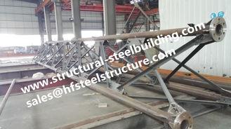 China Electric Power-Communicatie van het Staalgebouwen van de Transmissielijn Industriële Torens leverancier