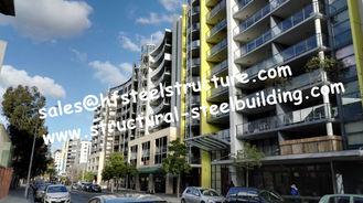 China Commerciële Staalgebouwen voor de Industriële, Woon en Burgerlijke bouwkundewerken leverancier