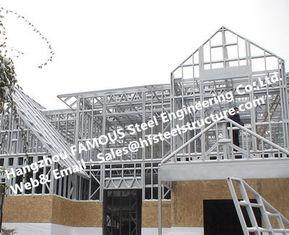 China De pre-gebouwde Industriële Staalbouw Met meerdere verdiepingen voor Flat en Hotel leverancier