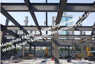 China De hoge Vraag van de Geprefabriceerde Industriële Staalbouw Met meerdere verdiepingen voor Flat leverancier
