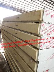 China Klassiek Koude Zaal De Koelingscomité van de Bouwmateriaalsandwich Pu voor Gang in Koude Opslag 1150mm leverancier