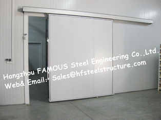 China 50mm, 100mm Diktegang in Koude die Zaal en Ontploffingsdiepvriezer van Polyurethaancomité wordt gemaakt leverancier