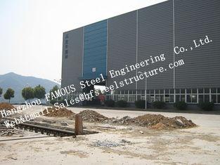 China Het kolomtype prefabriceerde Industriële Staalgebouwen Gelaste Ambacht voor Workshop leverancier