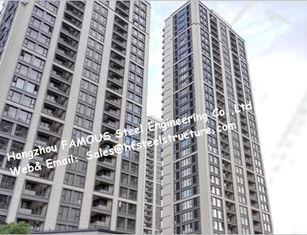 China Dienblad - Comité van het de Bevloeringsmetaal van Dec het Samengestelde voor Hoogte - de Gebouwen van het Stijgingsstaal leverancier