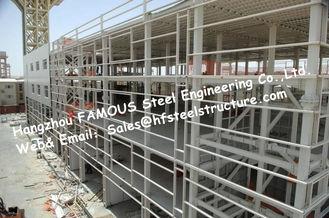 China Professionele Commerciële Staalgebouwen, de het Bureaubouw van de Staalstructuur leverancier