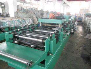 China Z Purlin walst het Vormen van Machine voor Gegalvaniseerd Staal met Hydraulisch koud leverancier