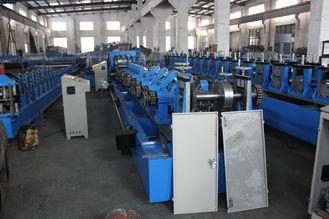 China C Z Purlin walst het Vormen van Machine aan koud Q195/Q235 Koolstofstaal leverancier