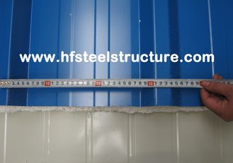 China GolfVan het Dakwerkbladen van het Staalplatenmetaal het Dakcomité van Housetop leverancier