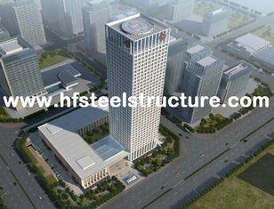 China Zagend, Malend, pre-Gebouwde Geprefabriceerde Waterdichte Commerciële Staalgebouwen leverancier