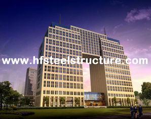 China Plasma en Oxyfuel-Knipsel, van het Brandbewijs en van het Roestbewijs Commerciële Staalgebouwen leverancier
