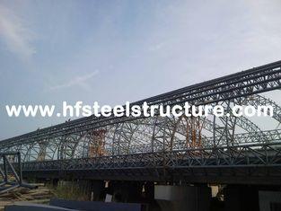 China Waterdicht en pre-Gebouwd Geprefabriceerd Staal Structureel Staal Fabrications leverancier