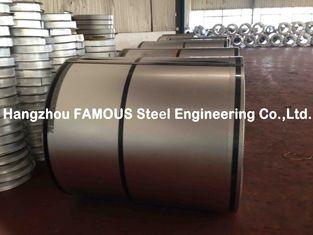 China De ASTM GolfRol van het Staalplaat Gegalvaniseerde Staal voor Pakhuis leverancier