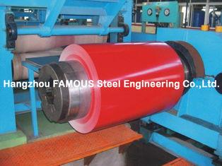 China De silicone Gewijzigde Rol van het Polyestersmp Vooraf geverfte Staal voor Vooraf geverfte het Staalrol van al-Zn van het Bouwzink AZ leverancier