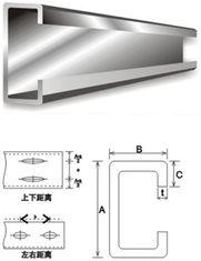 China Het Gegalvaniseerde Staal Purlins C van het structureel StaalBouwmateriaal en het Staal van Z Purlin leverancier
