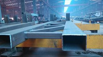 China Staal die de Professionele Productielijn van Structureel Staalfabricationsby bouwen leverancier