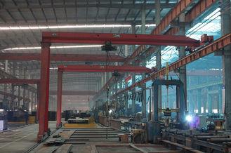 China De geprefabriceerde Lichte de Bouwbouw van Structureel Staalfabrications leverancier