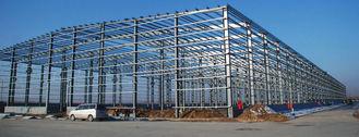 China Volledig Structureel Staal Fabrications voor de Industriële Staalbouw leverancier