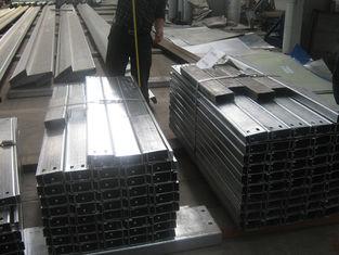 China Het Gegalvaniseerde Staal Purlins van het staalkader de Bouw voor het Blad van het Steundak leverancier