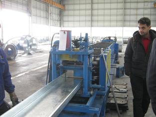 China Structureel Staal de Bouwuitrustingen Gegalvaniseerd Staal Purlins voor Alle Grootte leverancier