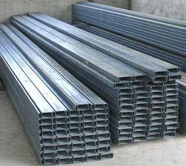 China Structureel Staal de Bouwcomponenten en Toebehoren Gegalvaniseerd Staal Purlins leverancier