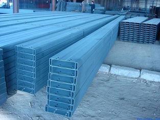 China Het hete Ondergedompelde Gegalvaniseerde profiel-Staal van het Staalpurlins Opgeschorte Plafond voor de Uitvoer leverancier
