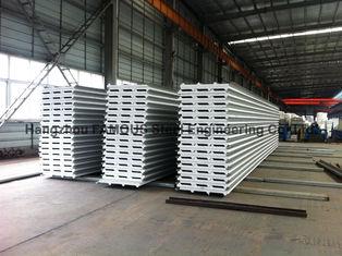 China EPS/Pu-de Bladen van het Metaaldakwerk klemmen Comité Rotswol voor Muur voor Dak leverancier