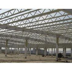 China Q345 Staalstructuur/V-de Bundelgebouwen van het Steunmetaal met Gelaste/Warmgewalste h-Straal leverancier