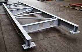 China Q235 galvaniseerde Uitstekend het Lassenprocédé van Structureel Staalfabricators leverancier