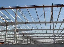 China H Type Staal pre-Gebouwd de Bouw Enig Ontwerp voor Landbouwbedrijfinfrastructuur leverancier