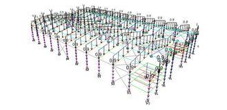 China De veranderlijke Ontwerpen van de Parameter Structurele Techniek met de Norm van ASTM/van GB/JIS- leverancier