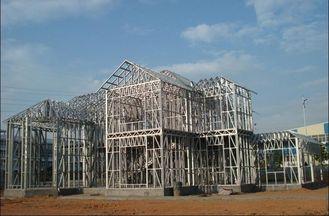 China Geprefabriceerde Modulaire Designe galvaniseerde Commerciële Staalgebouwen met Koudgewalst Staal leverancier