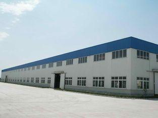 China Versterk A325 de Botls Verbonden Industriële Workshop van het Grote Spanwijdte Geprefabriceerde Structurele Staal leverancier