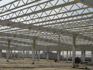 China Pijpbundel en h-het Structurele Staal Industriële Workshop met hoge weerstand van Sectiestralen leverancier