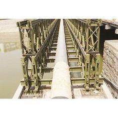 China Douanelassen, het Remmen, de Rolling Brug van Staal Structurele Vestingmuur, Voetbruggen leverancier