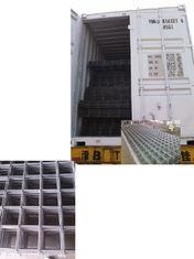 China Prefab 6m × 2.4m Versterkende Staalrebar HRB 500E Vierkante opening leverancier