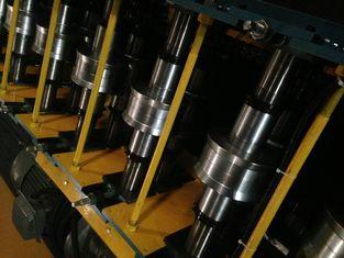 China Muurcomité Broodje dat de Machine Verglaasde Vorm van het Tegelbroodje met Dubbele Laag vormt leverancier
