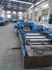 China Uitwisselingsbroodje die Machine, de Productielijn van C Z Purlin voor Staalstrook vormen leverancier