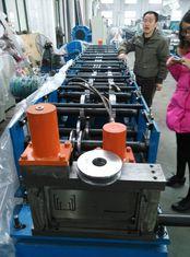 China De muur/het Dak walst het Vormen van Verklaarde koud Machine ISO, Hoge druk leverancier