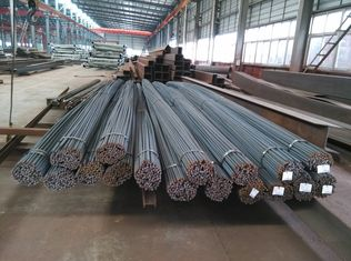 China 8M/de Sterkte Versterkende Rebars van 10m Samenpersende Staal de Bouwuitrustingen leverancier