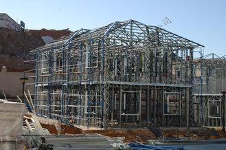 China De gemakkelijke Villa van het Installatie Lichtgewicht Structurele Staal voor Woonplaats leverancier