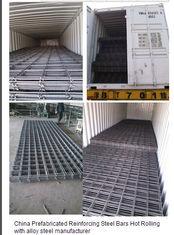 China Het versterkende Netwerk van het Staalbar Gelaste Staal leverancier